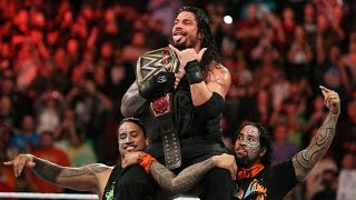 Nonton Roman Reigns Celebrates Winning The Wwe World Heavyweight Title With His Family  Dec  14  2015 Film Subtitle Indonesia Streaming Movie Download