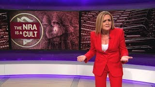Video The NRA is a Cult | March 7, 2018 Act 1 | Full Frontal on TBS MP3, 3GP, MP4, WEBM, AVI, FLV Maret 2018