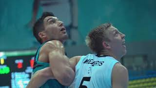 Hightlits of the match VTB United league: «Astana» — VEF