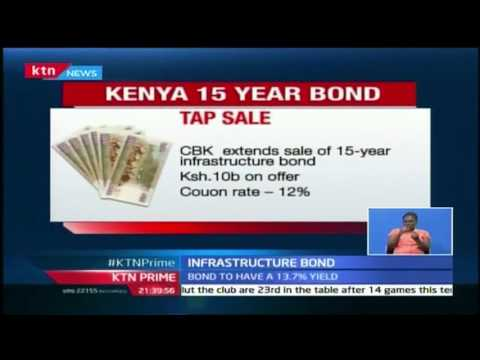 KTN Prime: CBK invites bid on infrastructure bond, 25th October 2016