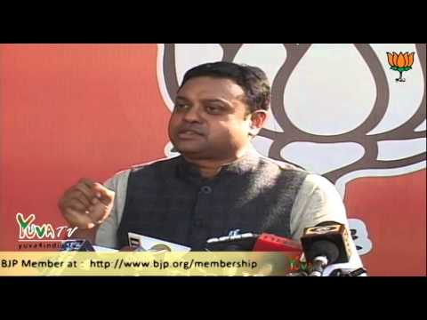 Dr. Sambit Patra on Supreme Court decision regarding Coal block cancellation: 25.08.2014