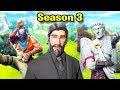 Fortnite SEASON 3 Montage! (Best Moments, Highlights, n Nostalgia)