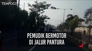 Video Mudik Lebaran 2018, Pemudik Bermotor di Jalur Pantura MP3, 3GP, MP4, WEBM, AVI, FLV Juni 2018