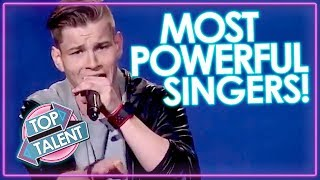 Video TOP 5 Most Powerful Singing Auditions | Got Talent, X Factor & Idols | Top Talents MP3, 3GP, MP4, WEBM, AVI, FLV Agustus 2018