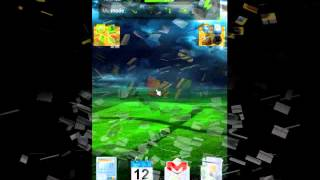 Windows 7 GO Launcher EX Theme YouTube video