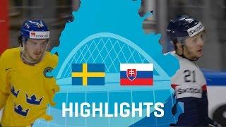 Швеция - Словакия 4-2
