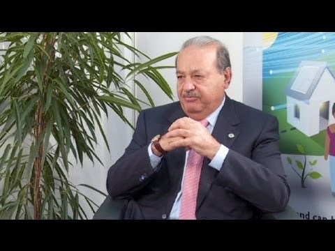 Carlos Slim : travailler jusqu'à 75 ans !