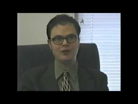 The Office Audition Tapes For Dwight, Michael, Kevin, Pam and Jim (видео)