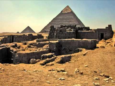 la piramide di chefren