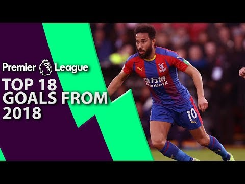 Top 18 Premier League Goals Of 2018 | Premier League | NBC Sports