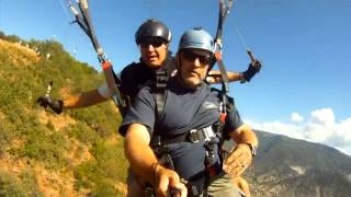 The Adventure Paragliding Experience