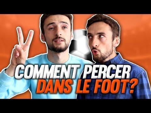 Twitch - COMMENT PERCER DANS LE FOOT ?
