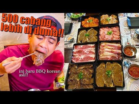 BUSET!! DITANTANG BANGKRUTIN RESTORAN KOREAN ASLI SAMA YANG PUNYA!!!!