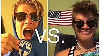 Do you know more differences between USA and Finland??? Please feel free to comment down below... Remember to destroy the like button if you liked and ...