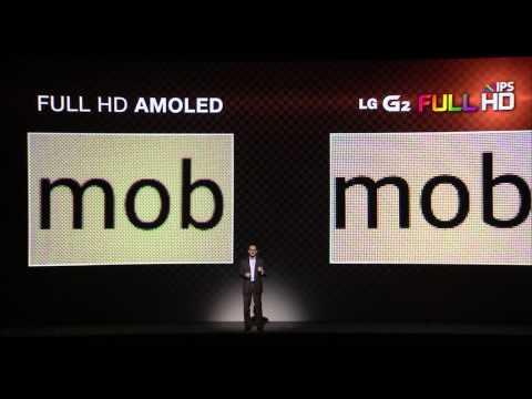 LG G2 - Przegląd konferencji