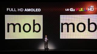 LG G2 : Global Launch Event Overview