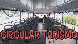 Conhecendo o Ônibus de Dois Andares do Circular Turismo SP Po...