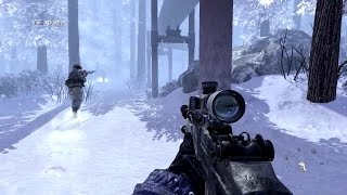 Video Very Nostalgic Sniper Mission from Call of Duty Modern Warfare 2 MP3, 3GP, MP4, WEBM, AVI, FLV Maret 2018