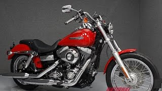 8. 2011  HARLEY DAVIDSON  FXDC DYNA SUPER GLIDE CUSTOM   - National Powersports Distributors