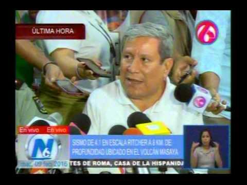 Suspenden las clases en municipios de Masaya, Nindirí y Ticuantepe