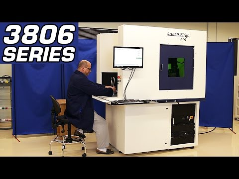 <h3>3806 Series FiberStar Rotary Dial Marking System - Cycle Demo</h3>In this laser marking video, we demonstrate some of the industrial laser marking and throughput capabilities of the all new 3806 Series FiberStar Rotary Dial Marking System.<br /><br />