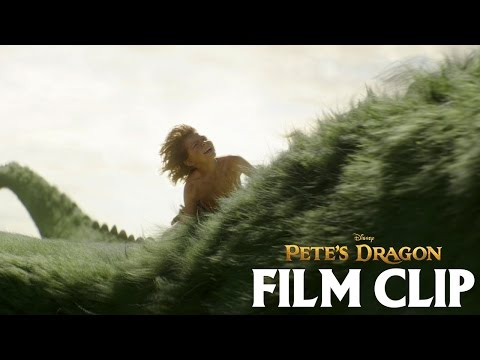 Pete's Dragon (Clip 'Elliot Takes Pete for a Ride')