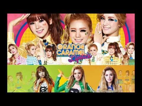 รวมเพลง ออเร้นจ์ คาราเมล (Orange Caramel Song Compilation) (видео)