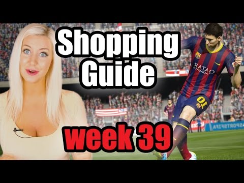 Guide - FIFA 15 is out and so are many other games this week. Which games? Click and find out in this brand new episode of the Shopping Guide! ▻ Follow us on Twitter - http://www.twitter.com/zoomingames...