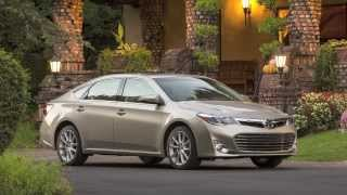 Real World Test Drive Avalon Hybrid 2013
