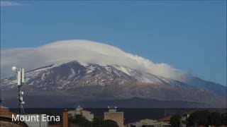 Catania Italy  city photo : Places to see in ( Catania - Italy ) Mount Etna