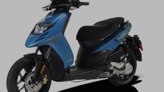 2. 2016 PIAGGIO TYPHOON 50cc 4T for sale in Marietta, GA