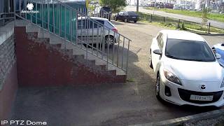 Видео. Тест купольной скоростной IP видеокамеры 2Mp SD42212S HN