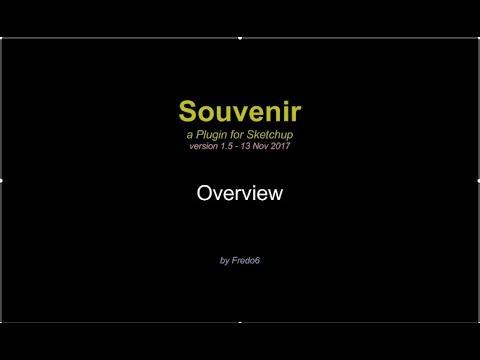 Souvenir - v1.5 - Overview of Features