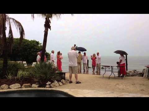 Una boda atronadora