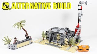 Here's Our Lego Star Wars Scarif Relay Bunker Alternative Build Created From The Lego Star Wars Battle On Scarif 75171!!! Follow The Step By Step Build At The End If You Want To Make It :DClick Here & Subscribe:-https://www.youtube.com/channel/UCOxw7B0uIWUjtfl85wuCAsw?sub_confirmation=1Click Here & Like Our Facebook Page:-https://www.facebook.com/BrickBrosUKVideos That You May Also Be Interested In Below:-LEGO STAR WARS 75156 ALTERNATIVE BUILD KRENNIC'S BUNKERhttps://www.youtube.com/watch?v=SfdxaOCw6ng&index=41&list=PL5F2E2iSXDsDXSNm_RuyeDMkREb2fpPiALEGO STAR WARS 75152 ALTERNATIVE BUILD IMPERIAL HEAVY HOVERTANKhttps://www.youtube.com/watch?v=iaFUxEfdFWw&list=PL5F2E2iSXDsDXSNm_RuyeDMkREb2fpPiA&t=1s&index=55LEGO STAR WARS ROGUE ONE 75152 ALTERNATIVE BUILD JEDHA SUPPLY DEPOThttps://www.youtube.com/watch?v=qh9OwIAFqu0&index=35&list=PL5F2E2iSXDsDXSNm_RuyeDMkREb2fpPiALEGO STAR WARS 75165 ALTERNATIVE BUILD IMPERIAL LIGHT TRANSPORThttps://www.youtube.com/watch?v=_uALVbCaPI0&list=PL5F2E2iSXDsDXSNm_RuyeDMkREb2fpPiA&index=45LEGO STAR WARS ROGUE ONE 75153 ALTERNATIVE BUILD IMPERIAL M.A.Vhttps://www.youtube.com/watch?v=ebbV4z10LV0&list=PL5F2E2iSXDsDXSNm_RuyeDMkREb2fpPiA&index=39LEGO STAR WARS 75155 ALTERNATIVE BUILD REBEL AERIAL ATTACKhttps://www.youtube.com/watch?v=GSlWTP46kTw&list=PL5F2E2iSXDsDXSNm_RuyeDMkREb2fpPiA&index=36LEGO STAR WARS 75154 ALTERNATIVE BUILD IMPERIAL COMMUNICATIONS ARRAYhttps://www.youtube.com/watch?v=0k8AmnjJpeA&list=PL5F2E2iSXDsDXSNm_RuyeDMkREb2fpPiA&index=43LEGO STAR WARS 75164 ALTERNATIVE BUILD REBEL RADAR JAMMER RELAYhttps://www.youtube.com/watch?v=X-cZ2g9SQYg&index=46&list=PL5F2E2iSXDsDXSNm_RuyeDMkREb2fpPiALEGO STAR WARS 75153 X2 MULTI-BUILD AT-IC WALKER!https://www.youtube.com/watch?v=ye7nUv_Vnc4&list=PL5F2E2iSXDsANYZMzx18njGoAvrcgZEBr&index=26LEGO STAR WARS 75183 ALTERNATIVE BUILD IMPERIAL STEALTH SHUTTLEhttps://www.youtube.com/watch?v=jbK4uVZYM0s&list=PL5F2E2iSXDsDXSNm_RuyeDMkREb2fpPiA&index=63LEGO STAR WARS 75160 ALTERNATIVE BUILD REBEL DEFENCE T