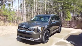 2020 KIA Telluride: Walk around video of the Telluride exterior