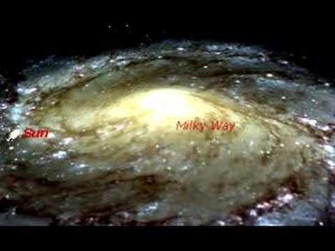 Náš domov – Mléčná dráha!