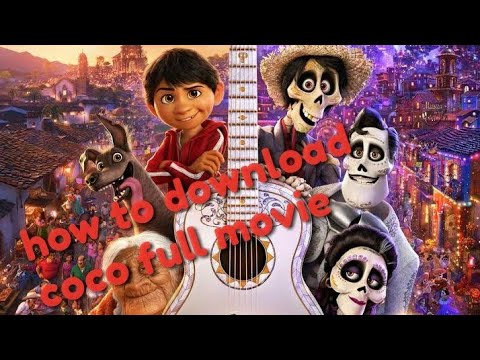 How to download coco ful movie