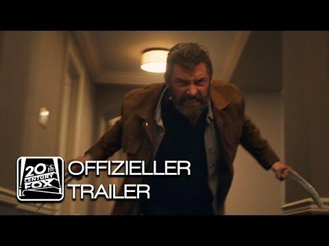 LOGAN - THE WOLVERINE   Offizieller Trailer 2   2017 HD German Deutsch [Hugh Jackman]