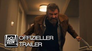 Logan   The Wolverine   Offizieller Trailer 2   2017 Hd German Deutsch  Hugh Jackman