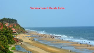 Varkala India  city images : Kerala's one of the best Cliff beach | Varkala Beach India