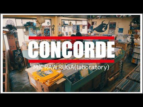 , title : 'MIC RAW RUGA(laboratory) - CONCORDE [MUSIC VIDEO]'