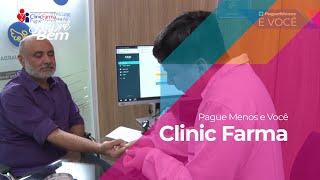Pague Menos E Você - Clinic Farma