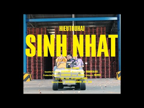 HIEUTHUHAI - SINH NHẬT (prod. by Wonderlust)