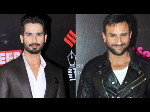 Shahid Kapoor Steals Role From Saif Ali Khan