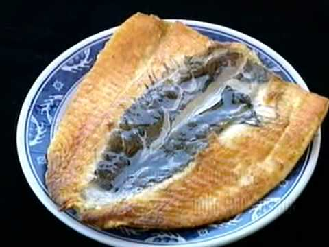 Tainan's AhnPing Traditional Milk Fish Congee