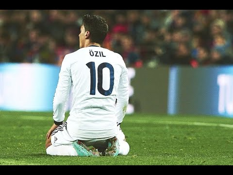 Mesut Ozil 2010-2013 ►The Perfect Midfielder ●Dribbling Skills●Assists●Goals With Real Madrid |HD|