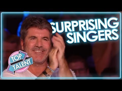 INCREDIBLE UNEXPECTED SINGERS on Got Talent | Top Talent