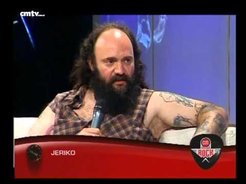 Jerikó video Entrevista CM Rock - Noviembre 2014