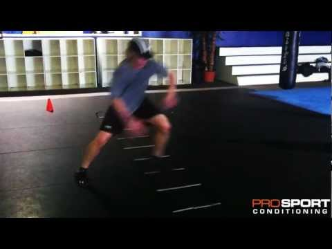 Dryland Hockey Training – Agility Ladder